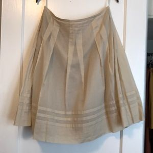 Banana Republic Fit and Flare Skirt - AS IS